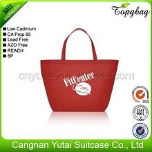 Fashionable hotsell cheap shopping nonwoven bag india