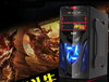 2016 new design atx gaming computer case, usb3.0 pc case