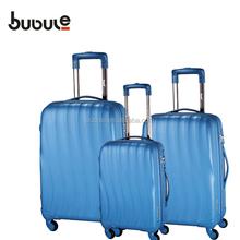 BUBULE``2015 classical design pure polypropylene trolley travel bag