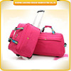 factory Direct OEM&ODM colors available travel bag, luggage travel bag for lady trip