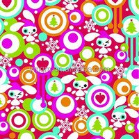Dots Pattern Wrapping Paper
