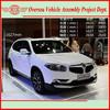 MT&AT 1.6L LHD Gasoline SUV Luxury Car