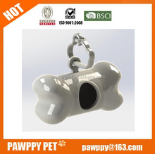 pet rubbish bags with dog trash bag dispenser for sale