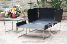 rattan&wicker outdoor furniture sofa set GW3111 SET B