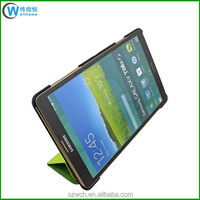 Smart Cover Stand Design Leather Protection Case for Samsung Galaxy Tab S 8.4