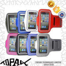 Hot sale mobile phone sport armband case for iphone 6plus