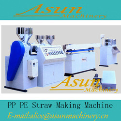 PP/PE Plastic Drink Straw Production Machine/Price for Drinking Straw Machine/Made in Qingdao