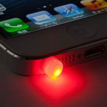 LED notification light for iPhone and iPad