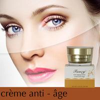 Anti aging night cream, body oil improvement body powder, anti wrinkle collagen fibrils resurgence cream
