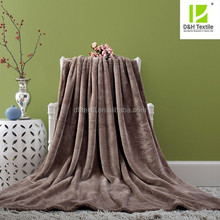 100% Polyester Adults Blanket Solid Color