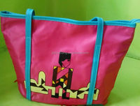 2015 cheap polyester slazenger backpack bag/ fashion non woven bag/ custom polyster cooler bags