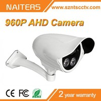 NEWEST Low price 960P AHD Cameras Metal Housing CCTV Camera Model NTS-7809A