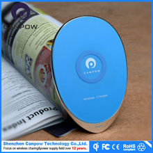 qi wireless charger universal wireless charging pad for sony xperia z c6603,samsung s4