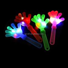cheerleader LED flashing hand clapper SJLH-006