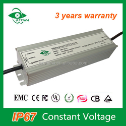 constant voltage 12v led strip light power supply Waterproof LED driver 100w, driver led 100w, led power supply 100w