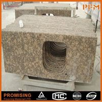 Wholesale Price Custom Design Flamed Countertop Glass Chips