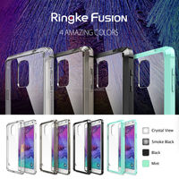 Ringke Fusion Protection case Crystal View for Galaxy Note 4 cover