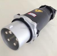 5Pin waterproof IP67 200Amp 400VAC industrial plugs