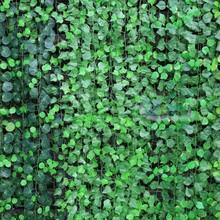 fake artificial ivy leaf garland