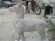 2012 Animal carving, chinese stone carving