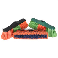 household colorful plastic broom