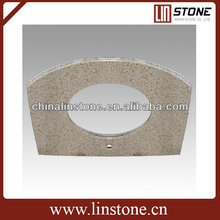 high quality korean pure white thassos marble