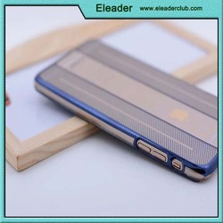 for iphone 6 case, plastic and tpu luxury slim case cover for iphone 6 plus
