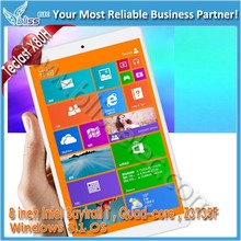 China new product IPS 1280*800 windows 8.1 computer quad core