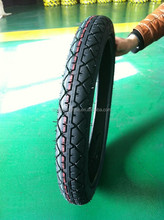 NEW TREAD 3.00-18 Mexico tube TYPE ROAR TIRE Best Sale south american Motorcycle Tires