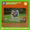 MIFARE(R) DESFire(R) EV1 2k card for factory produced PVC ticket