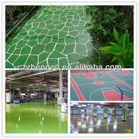 Concrete Penetrant and Tempering Oil Epoxy Floor Coating / Painting