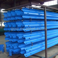 Corrugated Steel AASHTO M180 Highway Guardrail China Leading Supplier