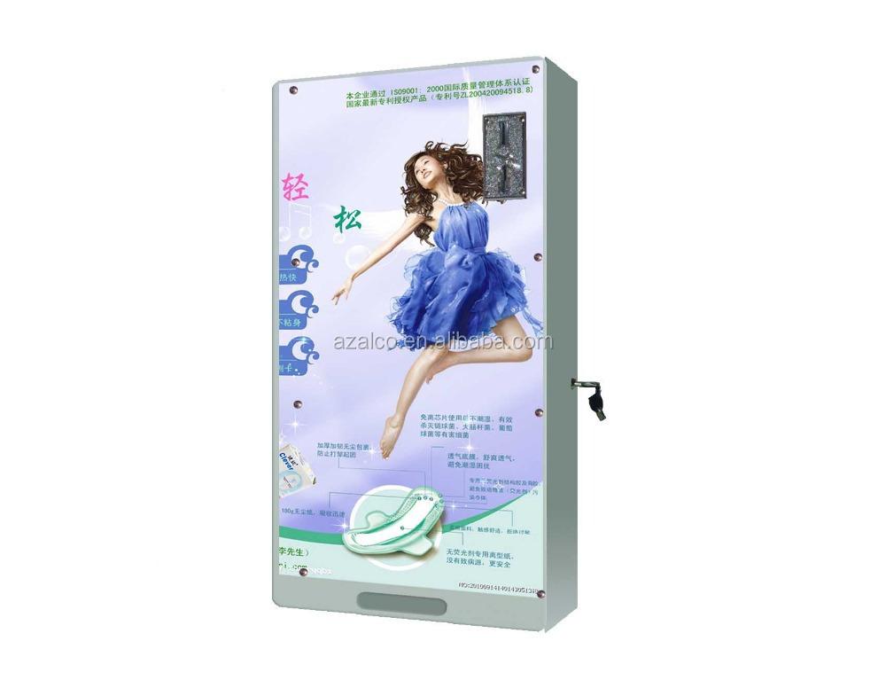 sanitary vending machine