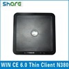 Cloud terminal WIN CE 6 OS thin client N380