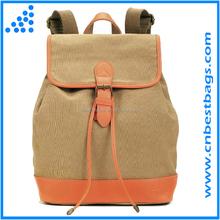 Classic Canvas Vintage Fashion Unisex Rucksack Laptop Backpack Daypack Shoulder Bag Pack For School