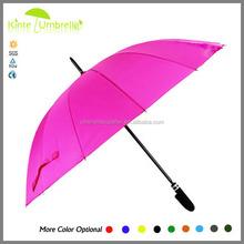 Nice quality promotion straight umbrella for rain or sun