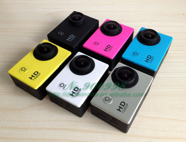 Original ! Digital Waterproof Camera SJ4000 1080P H.264 Action Camera