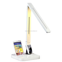 2015 Newest Hot LED table lamps with Samsung docking and USB 2.0 pocket