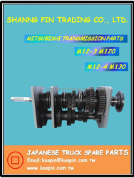 Mitsubishi Transmission Parts