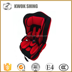 ECE R44/04 infant baby car seat, child car seat for Group1+2+3 (9-36kgs)
