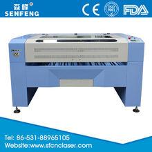 SF1390GL Laser Metal and Non Metal Cutting Machine cut luminous word