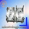 fabricante de moldes de fabricación de moldes de plástico en China