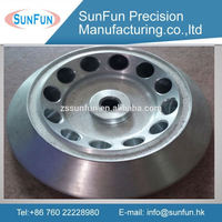 China manufacture aluminum bullet button