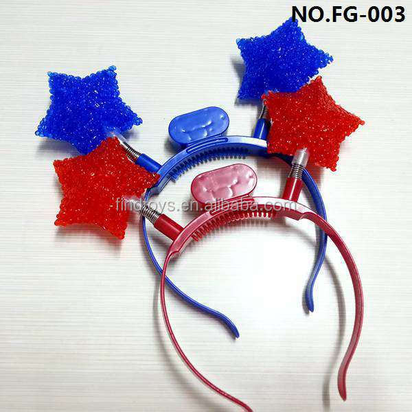 LED STAR HEADBAND (2)