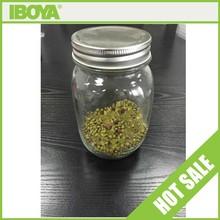Popular round 16 oz mason jar ball with lid