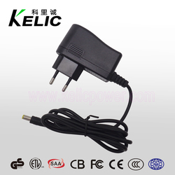 Mass supply factory promotion price ac/dc adapter 15v 500ma