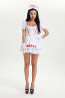 Walson instyles copyright Ladies Nurse Uniform Doctor Medical Fancy Dress Up Hens Party Costume Outfit
