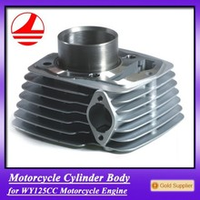 Sale WY125CC Motorcycle Engine Parts 3 Wheeler Cylinder Body