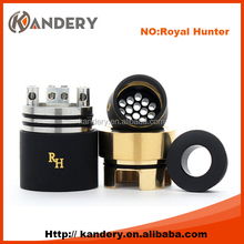 2015 e cigarette vaporizer royal hunter atomizer with best price