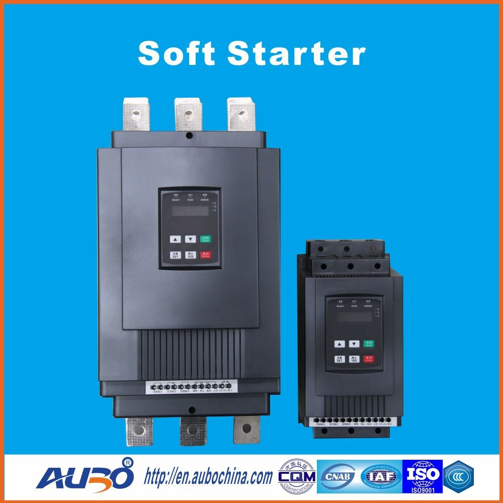 High voltage ac motors from nanjing aubo Ac motor soft start